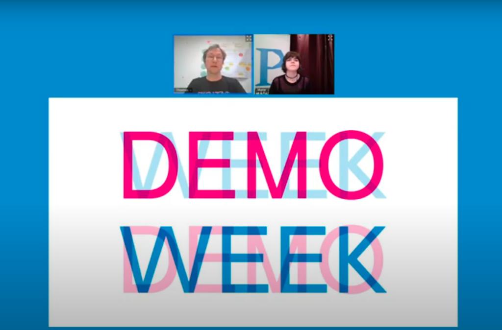 Screenshot_Demo Week Livestream_Anna Neifer